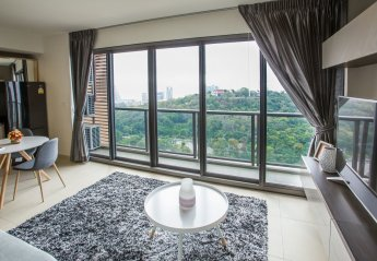 2 bedroom Apartment for rent in Pattaya