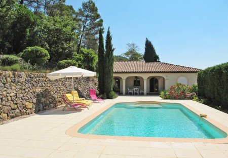 House in Cabasse, the South of France