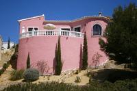 Villa 'Casa Rosado', Cumbre del Sol, Benitachell (nr Moraira)