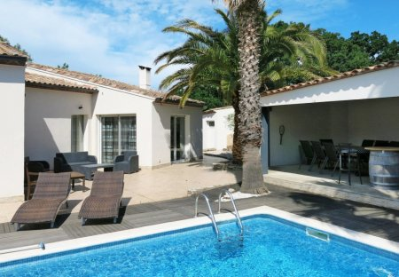 House in Corneilhan, the South of France