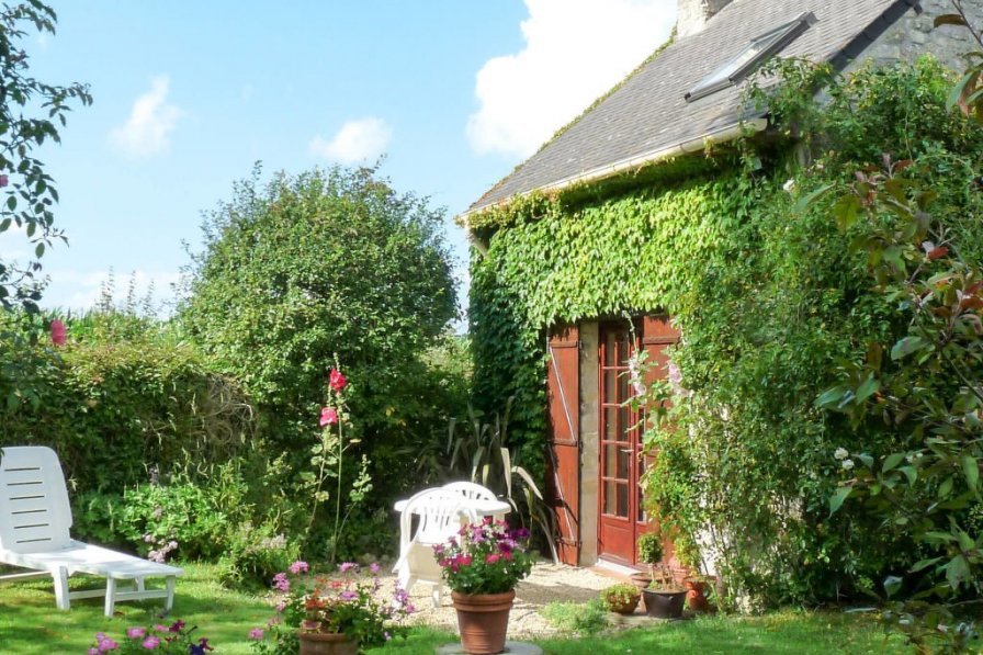 House in France, Canchy