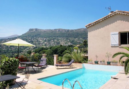 House in Sainte-Colombe (Vence), the South of France