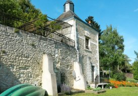House in Chissay-en-Touraine, France