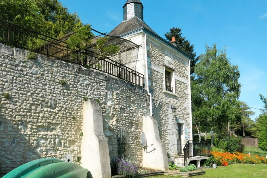 House in France, Chissay-en-Touraine