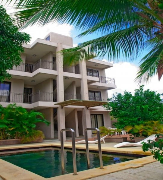 Apartment in Mauritius, Mont Choisy