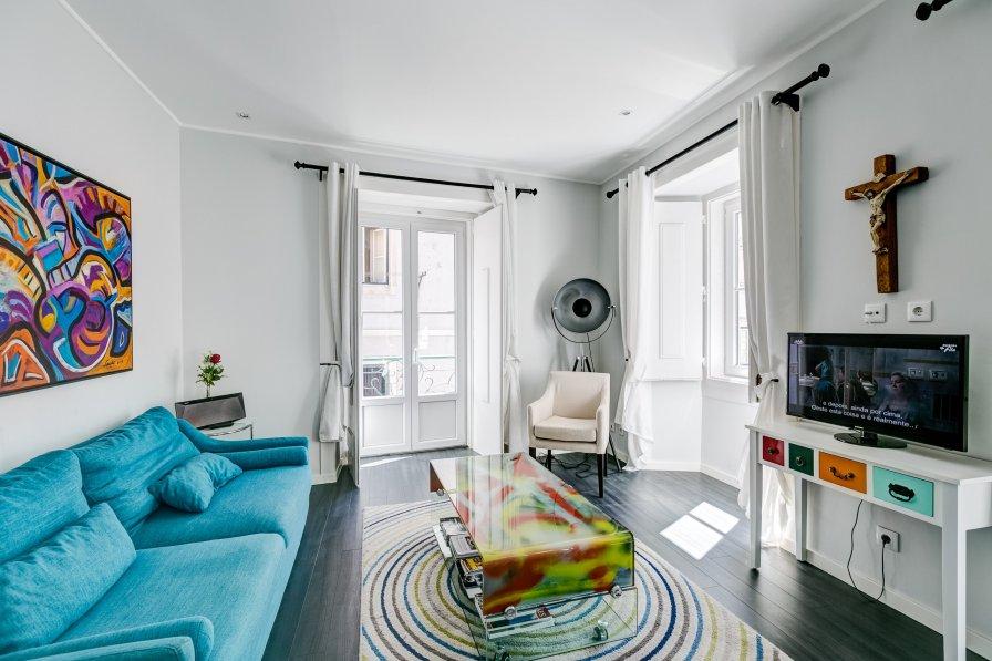 Apartment in Portugal, Encarnaçăo (Lisbon)