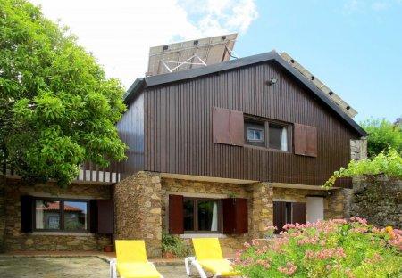 House in Coruche, Portugal