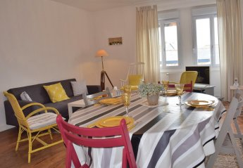 2 bedroom Apartment for rent in Perros-Guirec