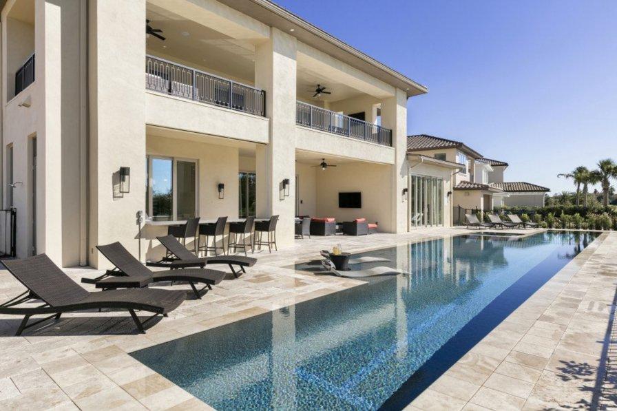Winsome villa Petunia in Orlando