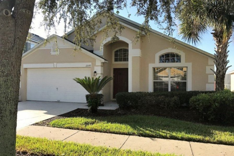 Spacious house African Daisy in Kissimmee in Florida