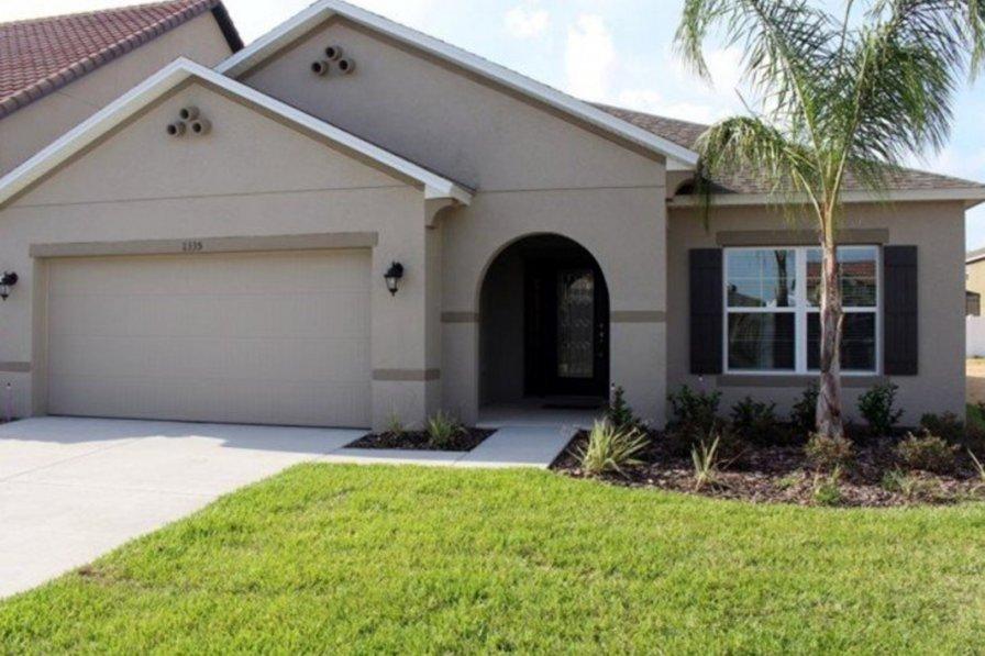 Nice house Astrantia in Davenport in Florida