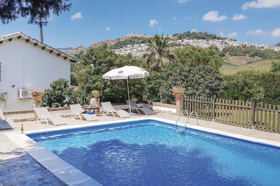 Villa in Spain, Jimena de la Frontera