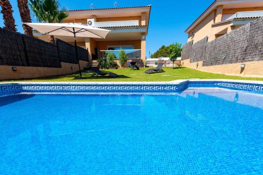 Villa in Spain, El Mas Roig