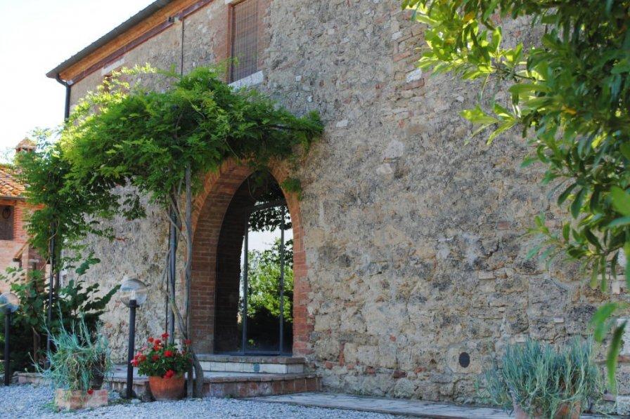 Villa in Italy, Asciano