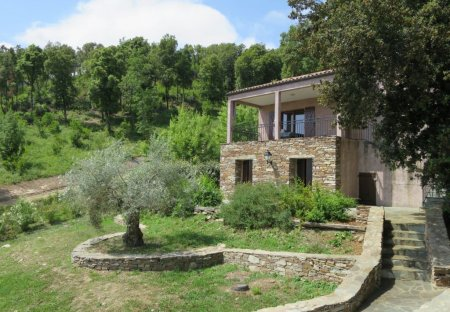 Villa in Pietroso, Corsica