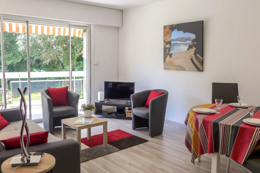 Apartment in France, Mondeville-Chassin