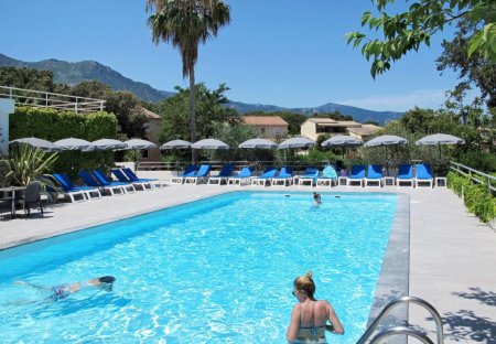 Apartment in Santa-Maria-Poggio, Corsica