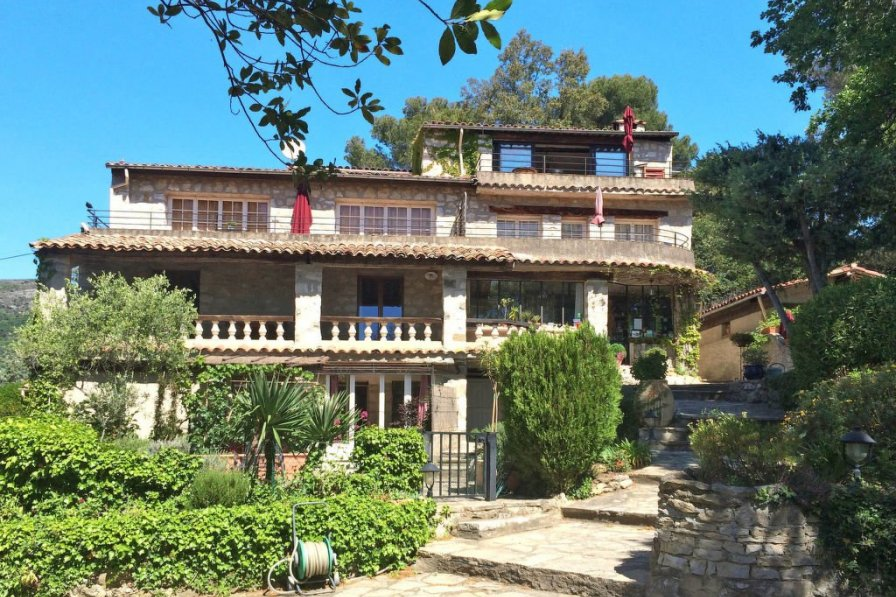 Apartment in France, Sainte-Colombe (Vence)