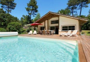 4 bedroom House for rent in Moliets
