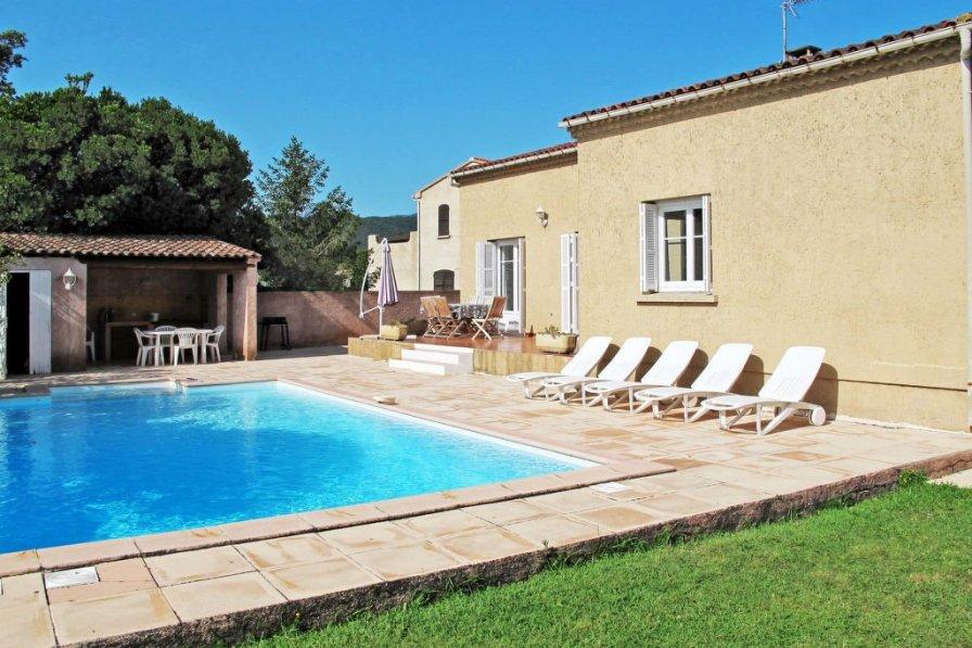 House in France, Prunelli-di-Fiumorbo