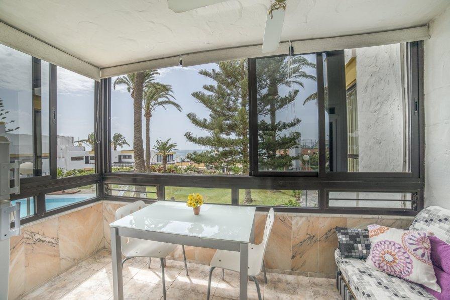 San Agustín beach apartment- Maspalomas