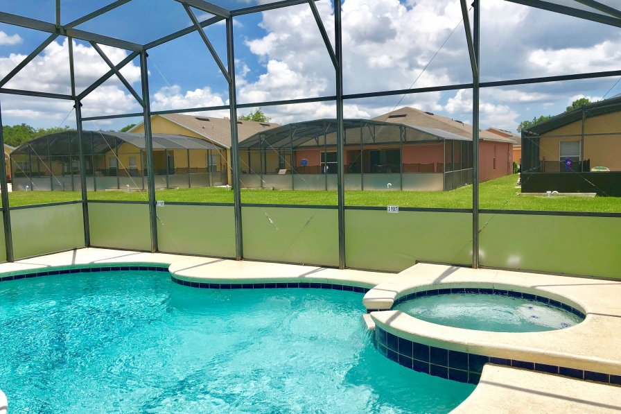 Premium 4Bd House with Private Pool (Home Seven)