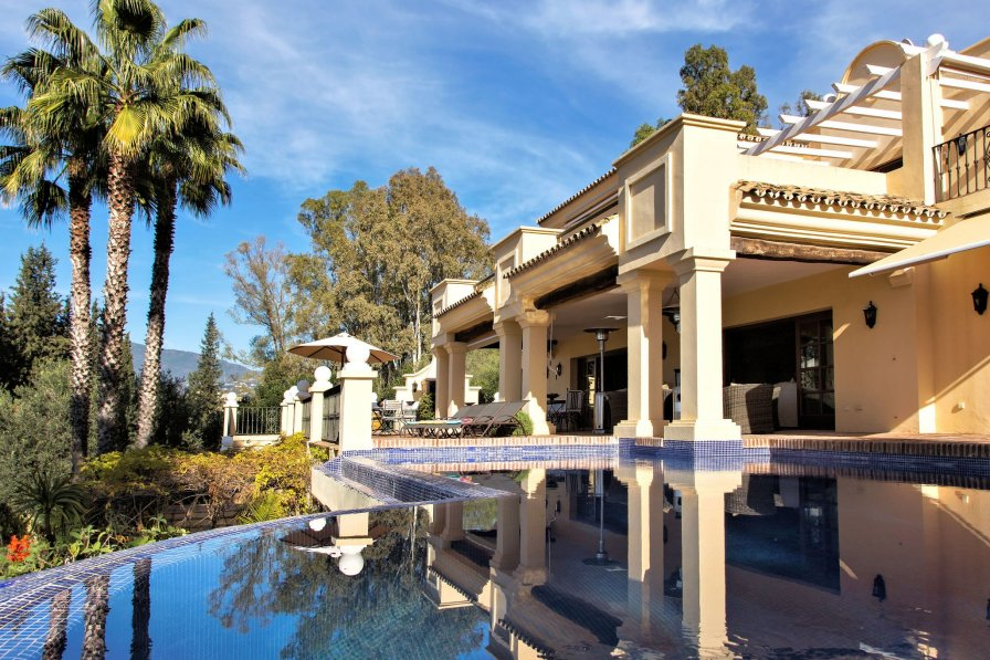 Villa in Spain, ParaÍso-Barronal
