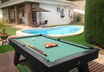 3 bedroom Villa for rent in Campo Mijas