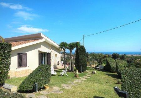 House in Avola, Sicily