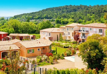 House in Callian, the South of France