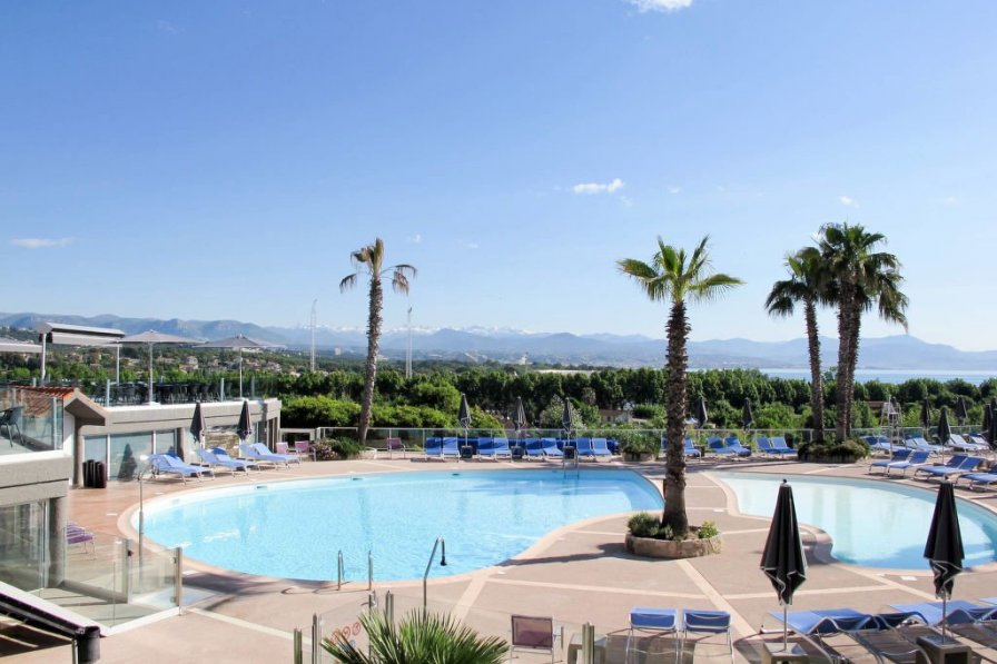 Residence Baie des Anges (ANT111)