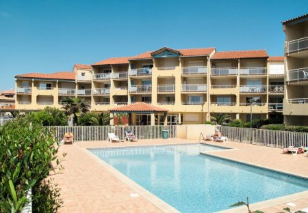Apartment in Valras-Plage, the South of France
