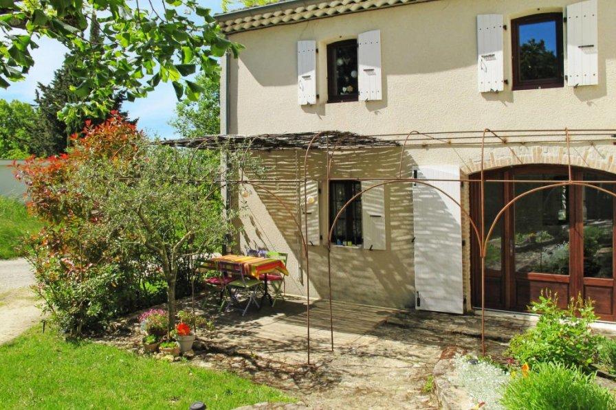 House in France, La Touche