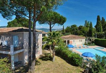 2 bedroom Villa for rent in Gulf of Saint-Tropez