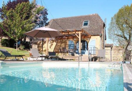 Villa in La Chapelle-Aubareil, France