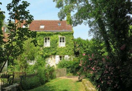 House in Genillé, France
