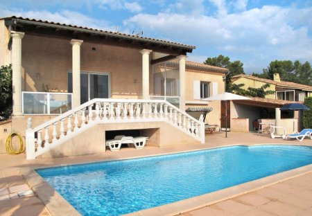 Villa in Trans-en-Provence, the South of France