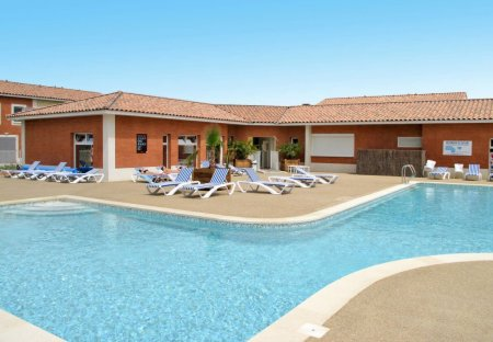 Villa in Colombiers, the South of France