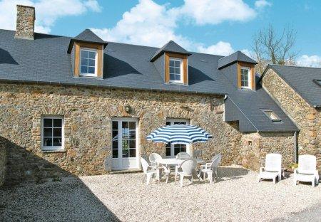 House in Gouville-sur-Mer, France