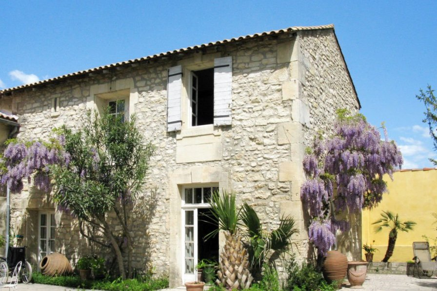 House in France, Extention Nord