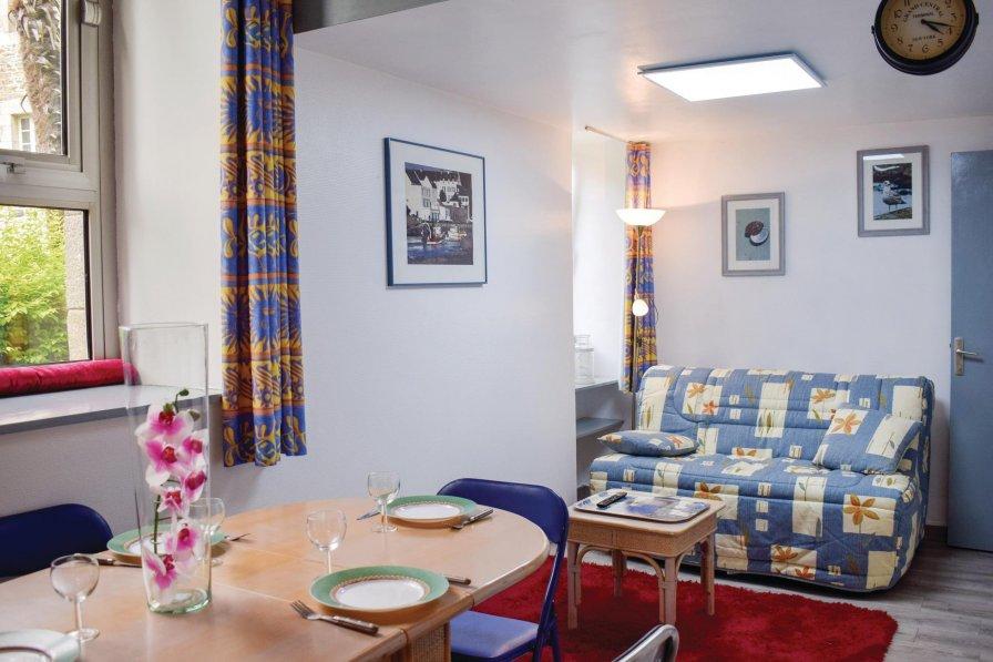 Studio apartment in France, Tréguier
