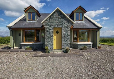 House in Dromin West, Ireland