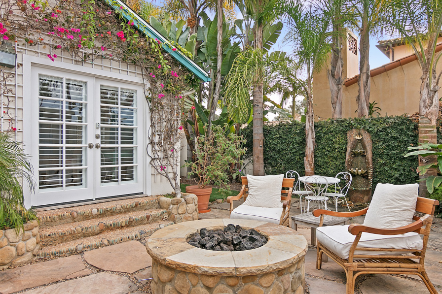 Spacious Studio with sublime comfort and style in Santa Barbara
