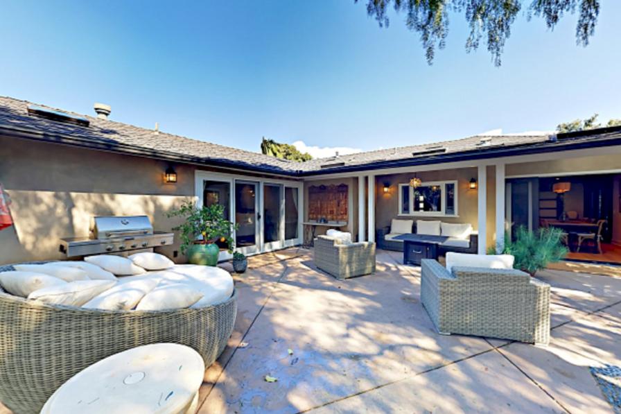 Stylish 3 Bedrooms House in Santa Barbara