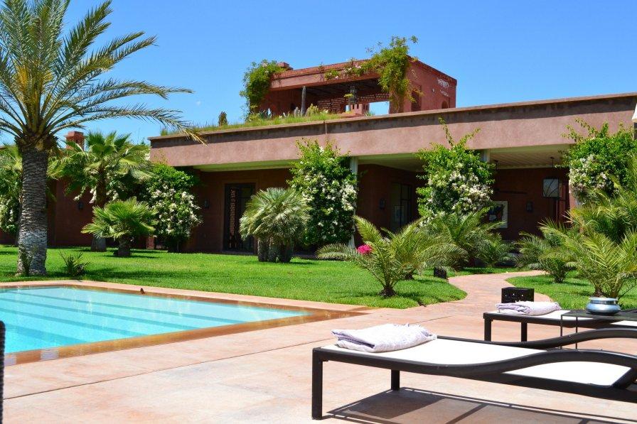 Villa in Morocco, Sidi Youssef Ben Ali