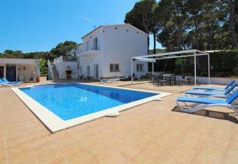 5 bedroom Villa for rent in Pals