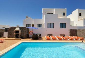 5 bedroom Villa for rent in Costa de Papagayo