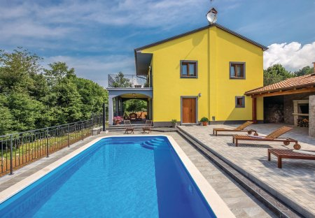 Villa in Mali Brgud, Croatia