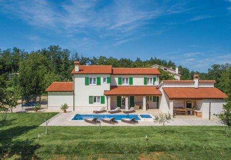 Villa in Orič, Croatia