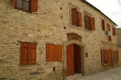 Villa in Cyprus, Kalavasos: Stone built traditional village house